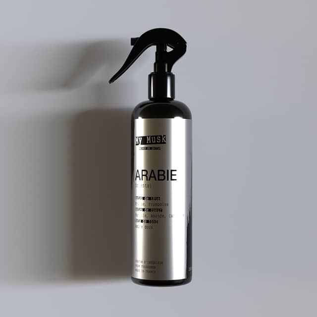 Parfum d'intérieur - Room freshener My Musk